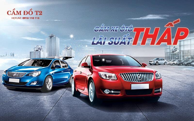 Cầm Đồ T2 nhận cầm xe ô tô hạng sang lãi suất 2% / tháng