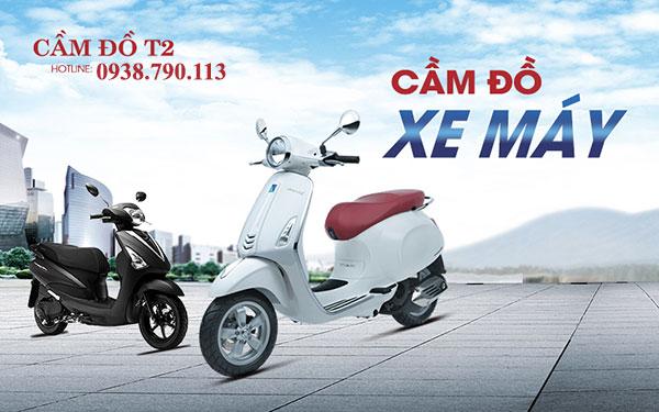 Dịch vujCaamf Đồ T2 chuyên nhận cầm xe máy